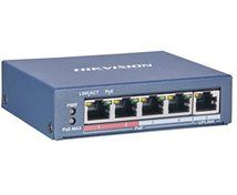 HIKVISION PoE Switch  4 Ports DS-3E0105P-E(B)
